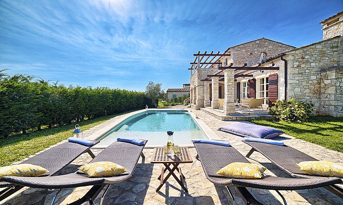 Rent your Holiday villa in Istria here
