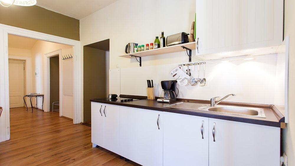 Apartment Motovun 2 Kitchen