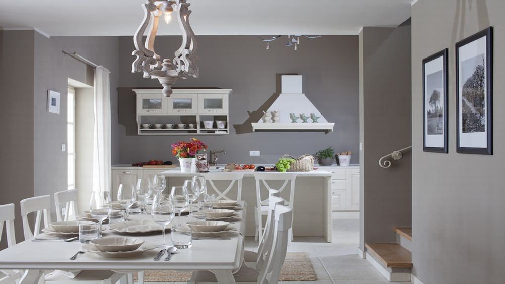 Exclusive villa Istria Dining