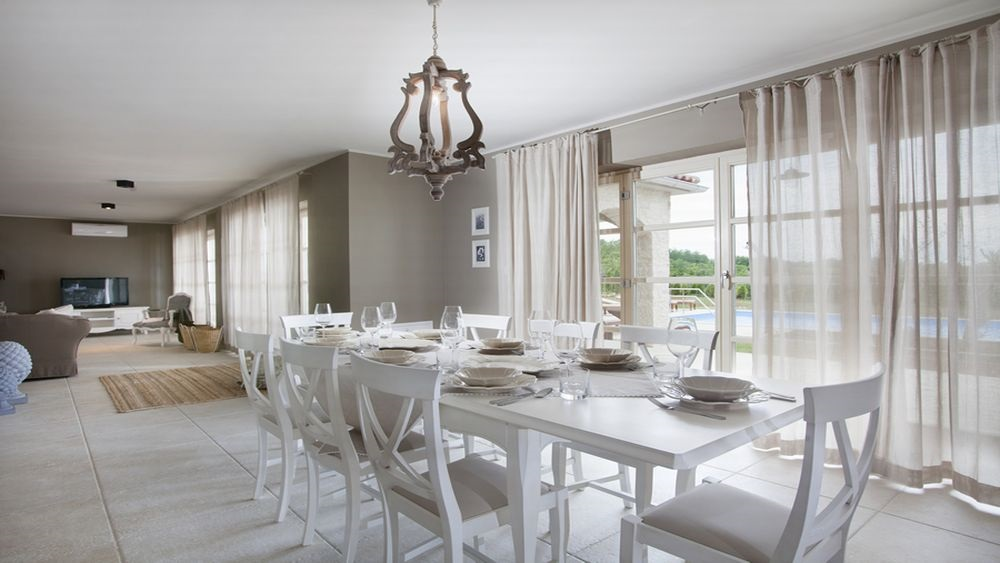 Exclusive villa Istria Interior