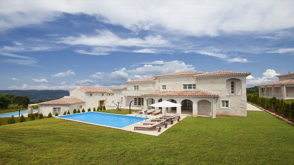 Exclusive villa Istria
