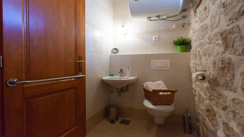 bathroom - ground floor