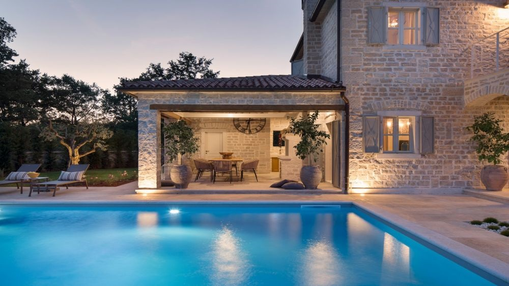Istrian villa with pool 0191