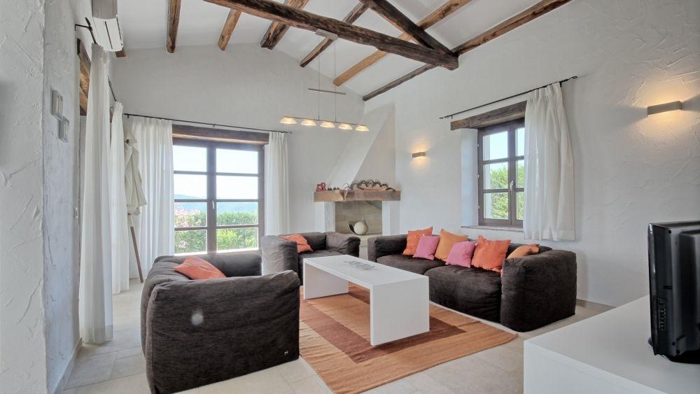 Villa with pool Istria