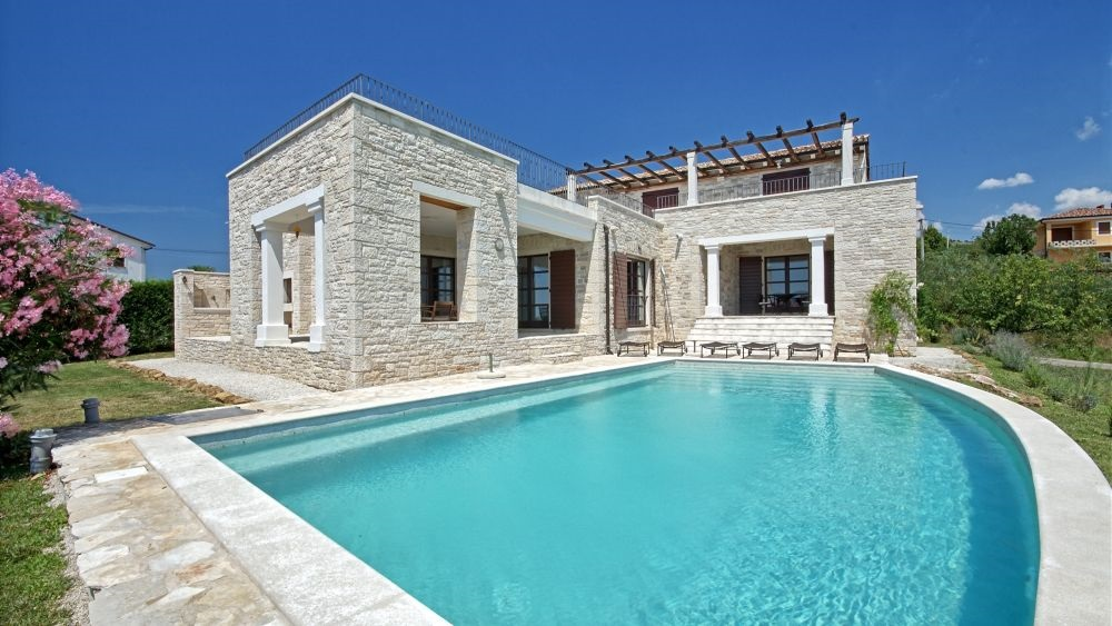Villa with pool Istria