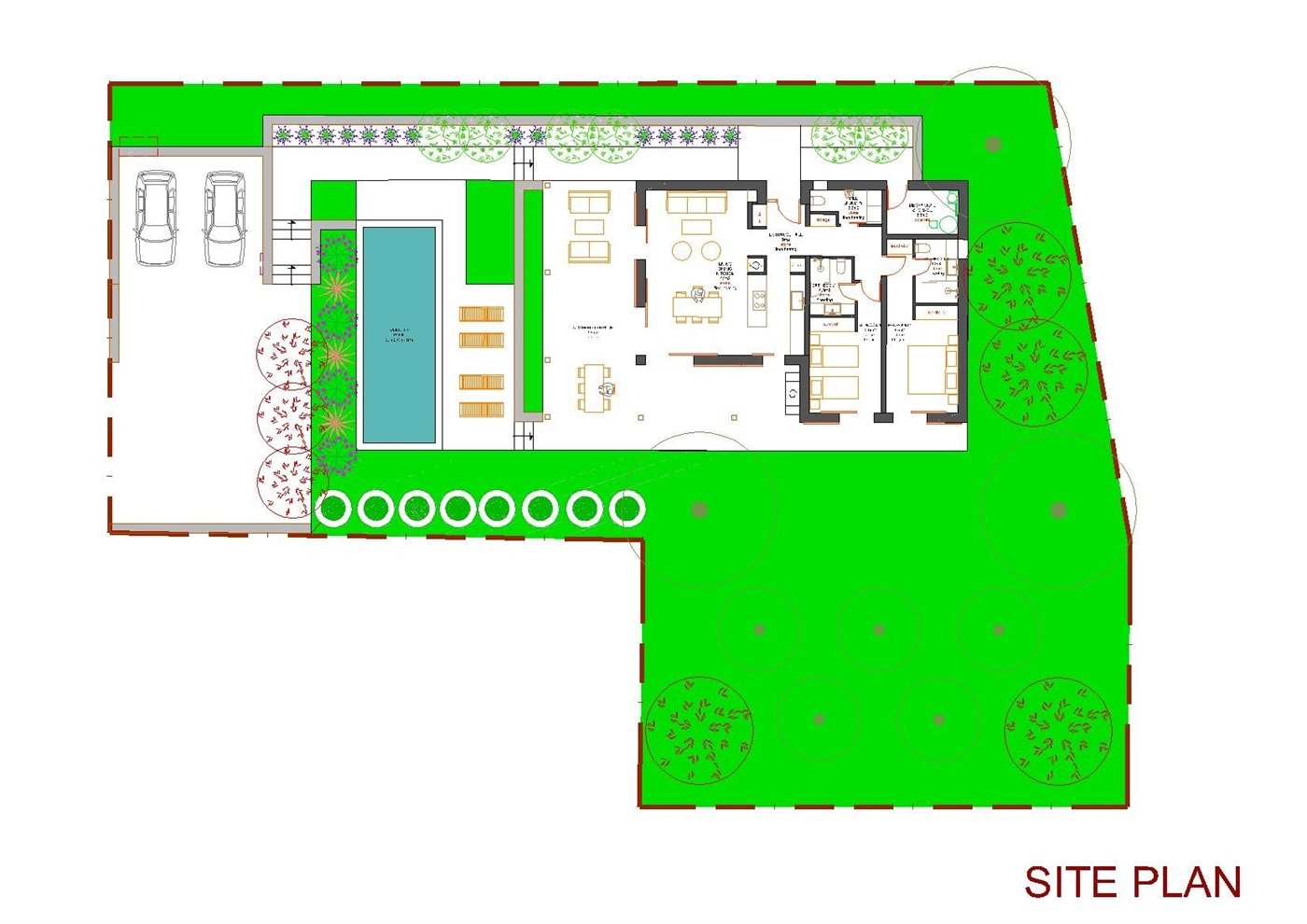 Site   plan   chardonnay