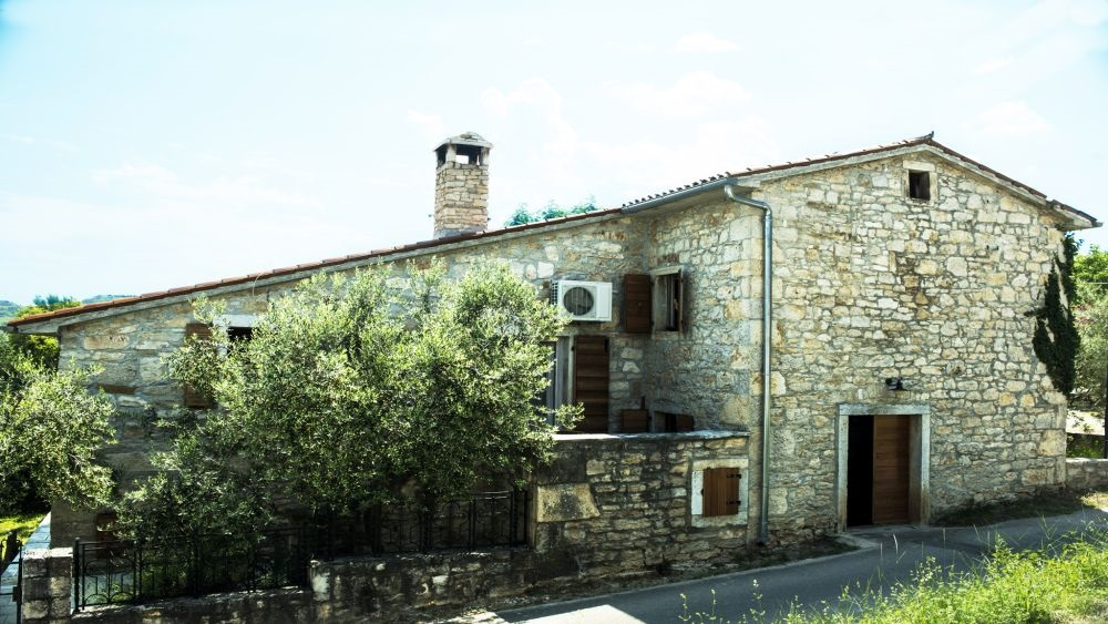 Motovun area accommodation