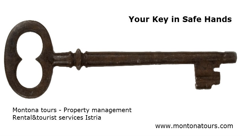 Contacts for Property Management Istria