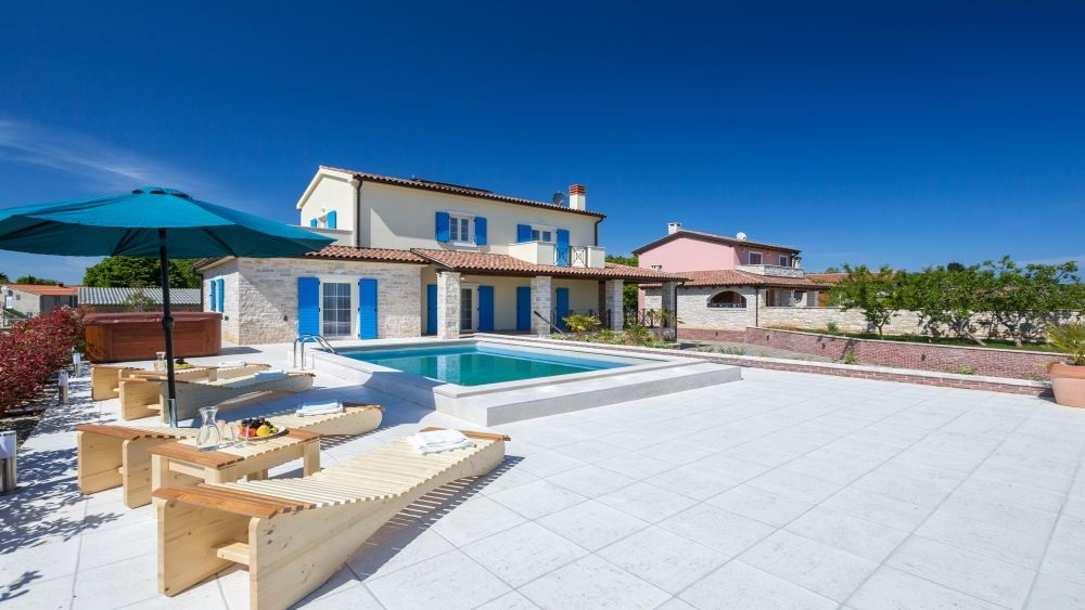 Holiday villa Istria