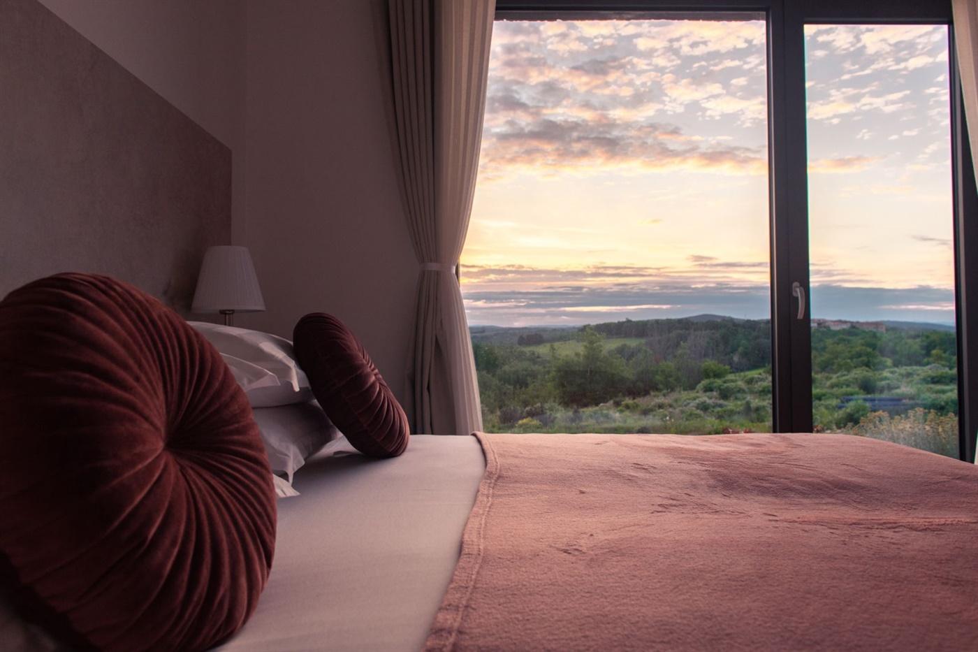 Bedroom, view