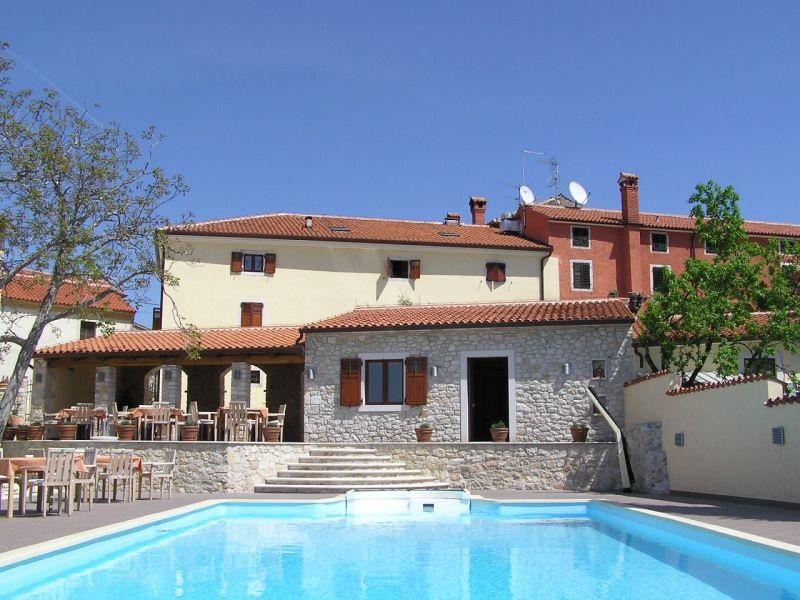 Family hotel in Istria