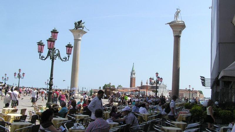 Venecija Trg Sv Marka