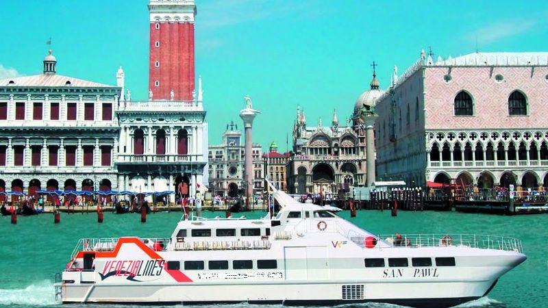 Venezia sanpawlsmark